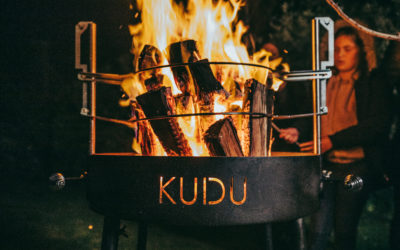 Up in Flames: How to Light the Perfect Fire for Your Wood Burning Grill