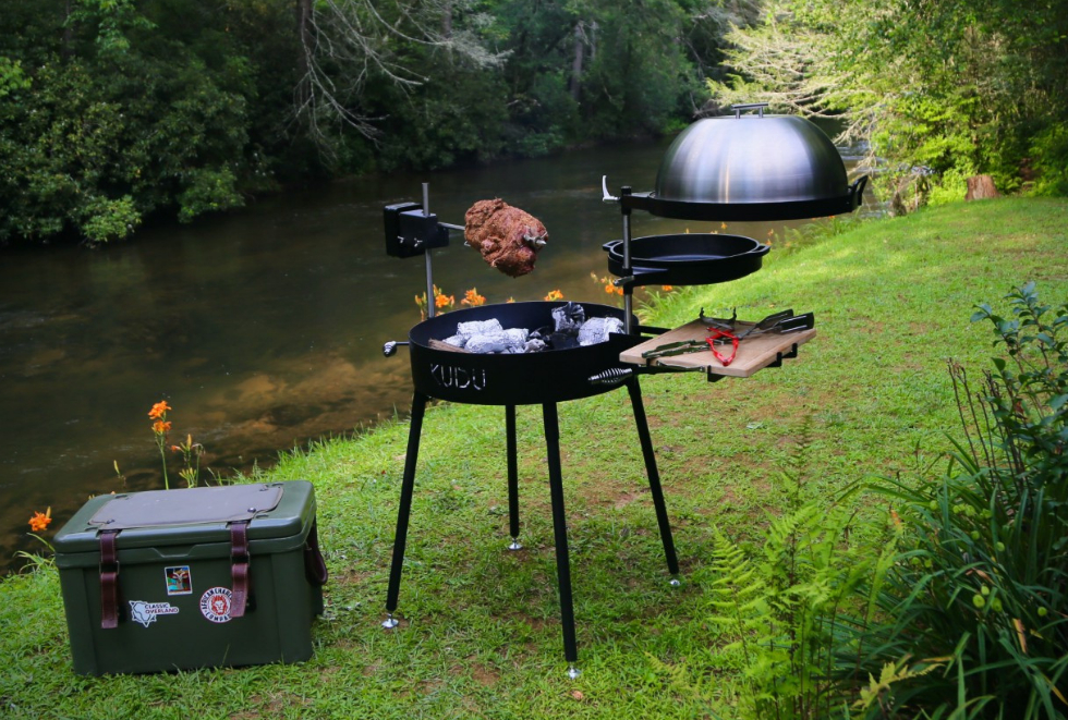 How To Care for Your KUDU Open Fire Cooking Grill