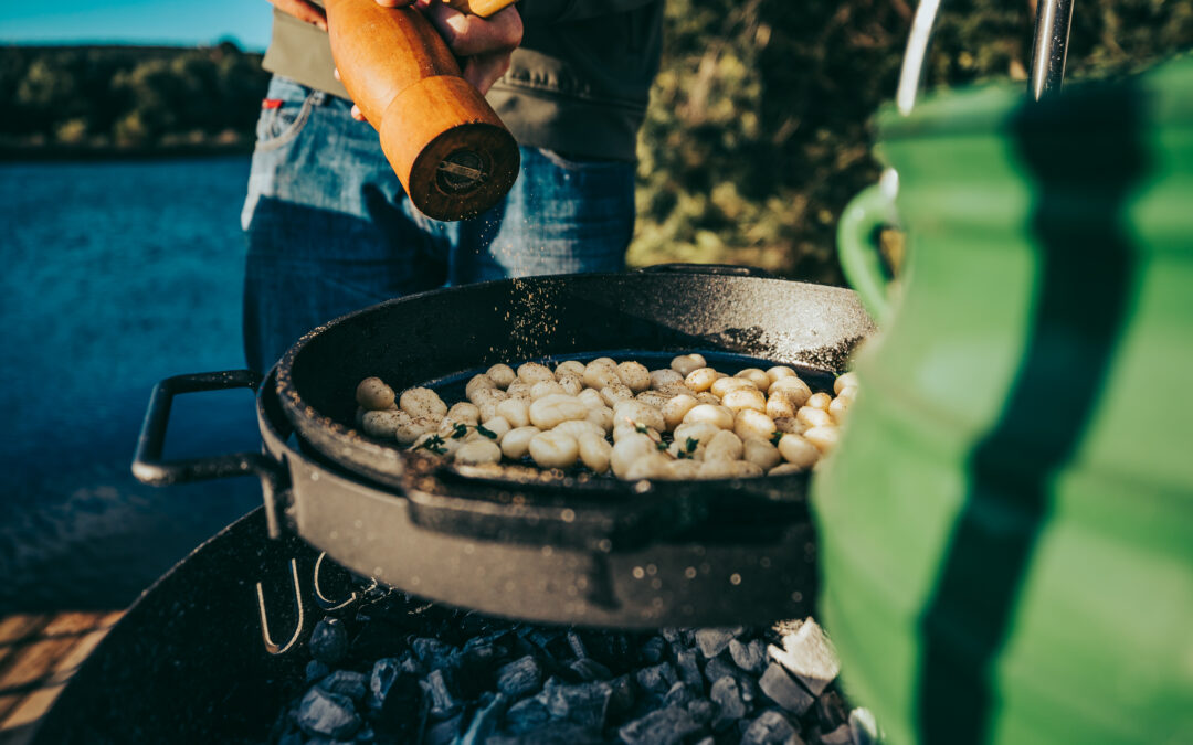 Hearty Stews Over the Open Fire: Our Potjie (Dutch Oven) Recipes