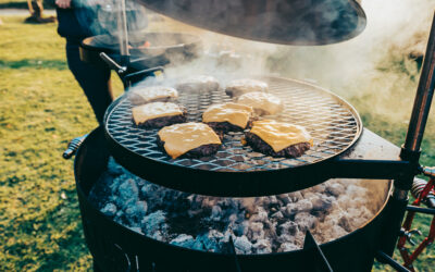 Using a Charcoal Grill to Infuse Flavor Into Your Food