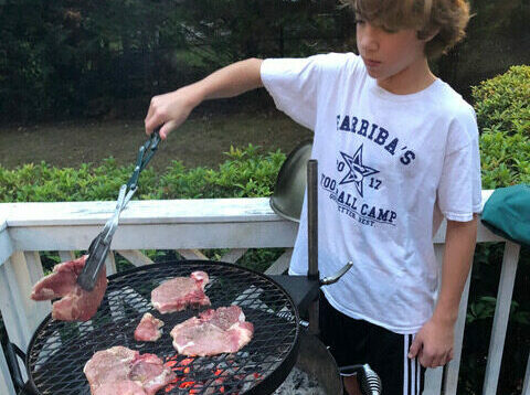 Junior Outdoor Chef: Ideas and Tips for Grilling With Kids