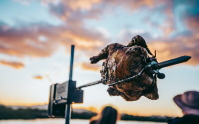 Roast Rules: 8 Rotisserie Dishes You Can Make On a Wood Fire Grill