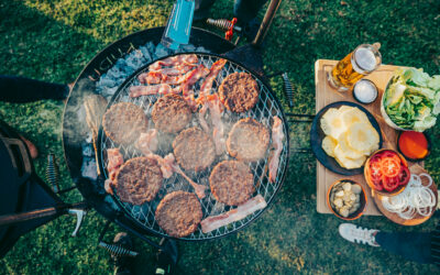 The Dos and Don'ts of Cooking on a Wood Burning Barbecue Grill