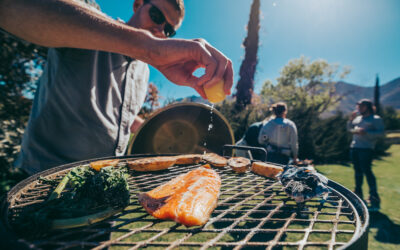 Cook Over the Fire Pit: Our Best Fish Grilling Methods